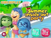 Inside Out Petrecere pe Plaja