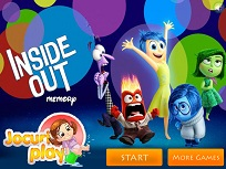 Inside Out Test de Memorie