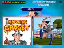 Inspectorul Gadget Joc de Memorie