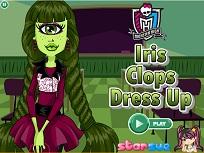 Iris Clops de Imbracat