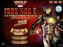 Iron Man Zboara 3D
