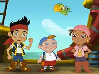 Jake si Piratii Cursa Eroica