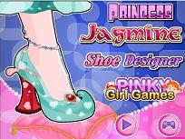 Jasmine Designer de Pantofi