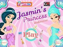 Jasmine la Tratament de Infrumusetare