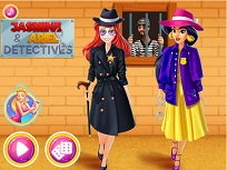 Jasmine si Ariel Detective