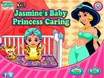 Jasmine si Bebelusul
