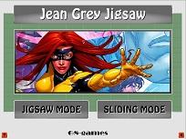 Jean Grey Puzzle