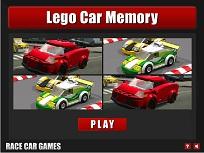 Joc de Memorie cu Masini Lego