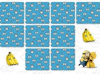 Joc de Memorie cu Minioni
