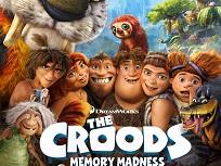 Joc de Memorie cu Familia Crood