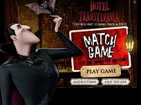 Joc de Memorie cu Hotel Transylvania