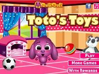 Jucariile lui Toto