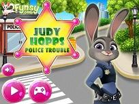 Judy Hopps Rani la Locul de Munca