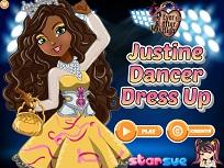Justine Dancer de Imbracat