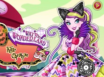 Kitty Cheshire si Stilul Wonderland