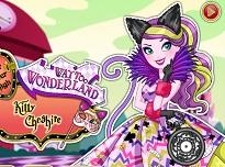 Kitty Cheshire si Stilul Wonderland
