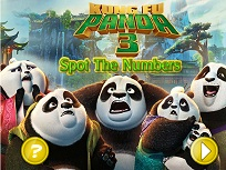 Kung Fu Panda 3 si Numerele Ascunse