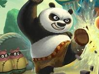 Kung Fu Panda Antrenament