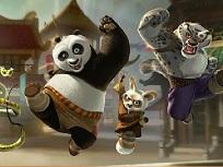 Kung Fu Panda si Prietenii Puzzle