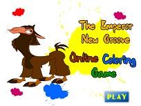 Kuzco Imagini de Colorat