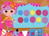Lalaloopsy Girls la Carnaval