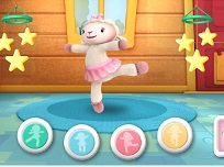 Lambie Invata Balet