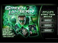 Lanterna Verde Carti de Joc