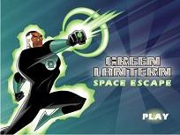 Lanterna Verde Labirintul Spatial