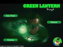 Lanterna Verde Puzzle