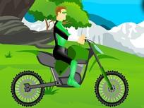 Lanterna Verde cu Motorul