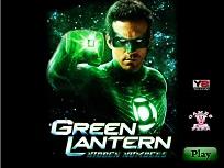 Lanterna Verde si Numerele Ascunse