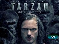 Legenda lui Tarzan Litere Ascunse