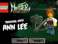 Lego Antrenament cu Ann Lee