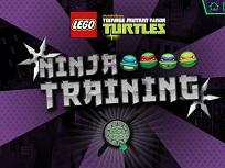 Lego Antrenament Testoasele Ninja
