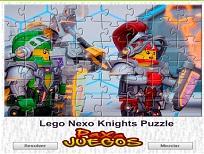 Lego Cavalerii Nexo Puzzle 2