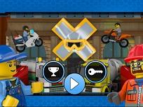 Lego City cu Motocicletele