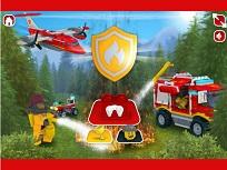 Lego Focul din Padure
