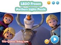 Lego Frozen Puzzle
