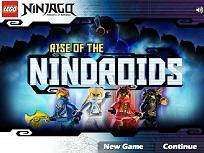 Lego Ninjago Nindroizii