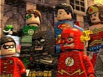 Lego Puzzle Super Eroi