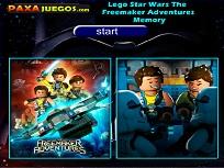 Lego Star Wars de Memorie