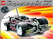 Lego Supersonic