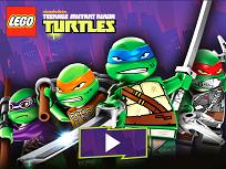 Lego Testoasele Ninja