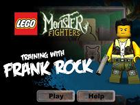 Lego Vanatoare de Monstri cu Frank Rock