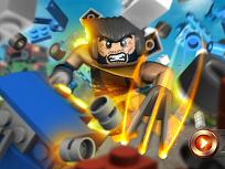Lego Wolverine Vs Magneto