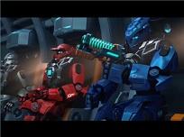 Lego Invazia Robotilor