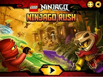 Lego Ninjago Rush