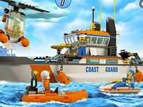 Lego City Patrula de Coasta