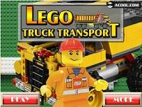 Lego si Camionul de Transport