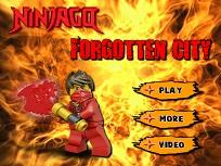 Lego si Orasul Uitat